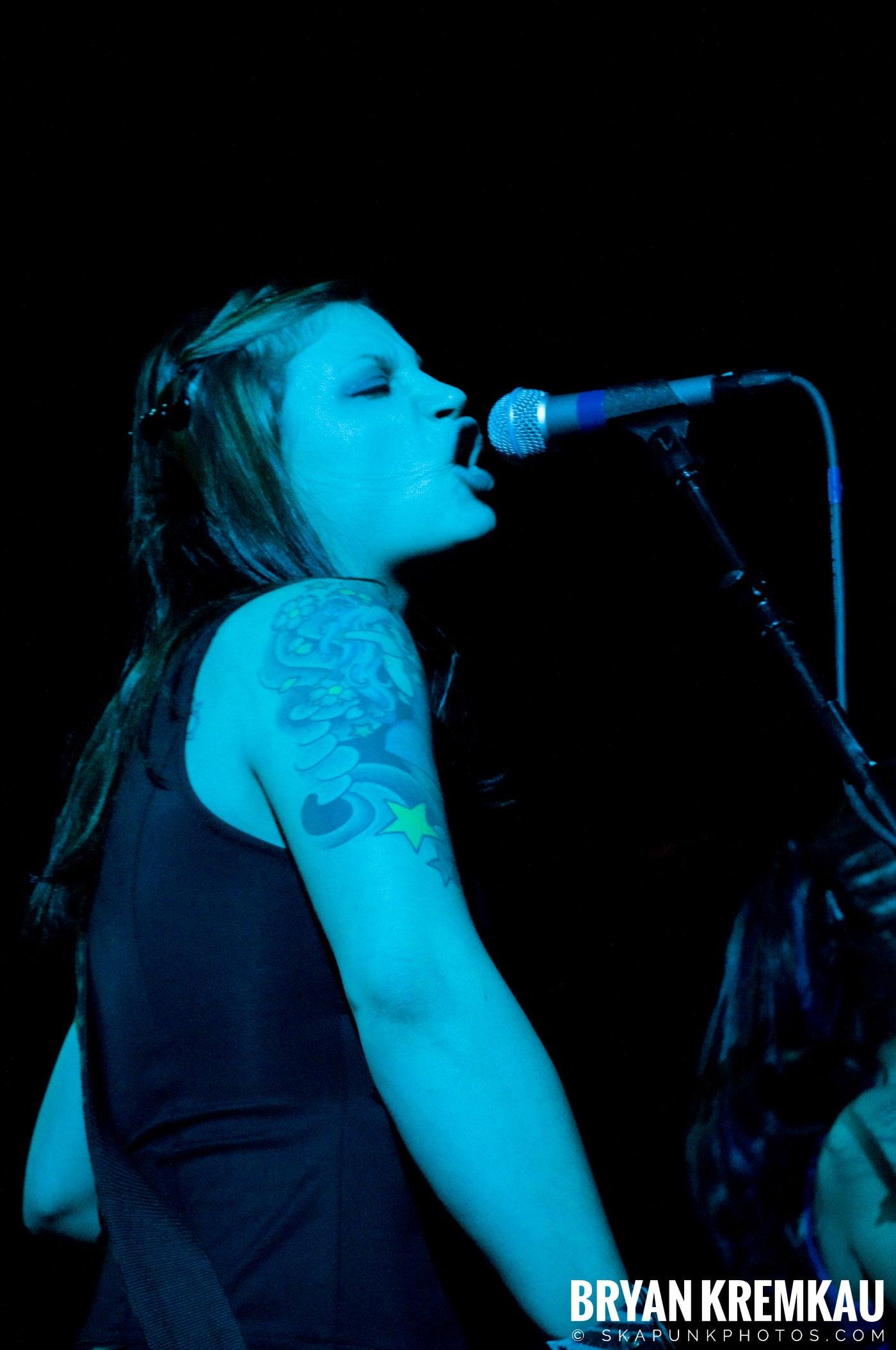 Shira Girl @ The Fillmore at Irving Plaza, NYC – 10.15.08 (8)