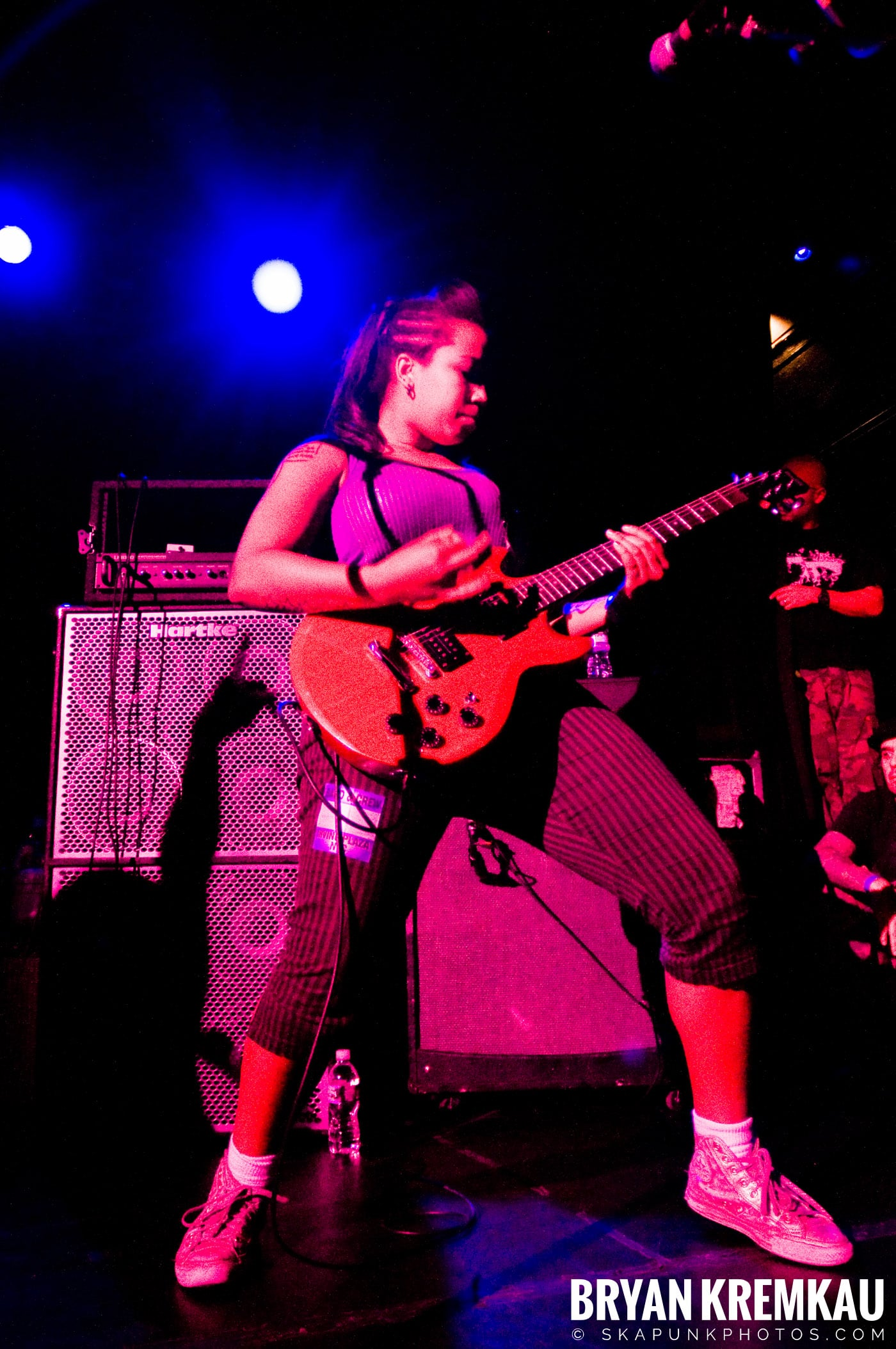Shira Girl @ The Fillmore at Irving Plaza, NYC – 10.15.08 (6)