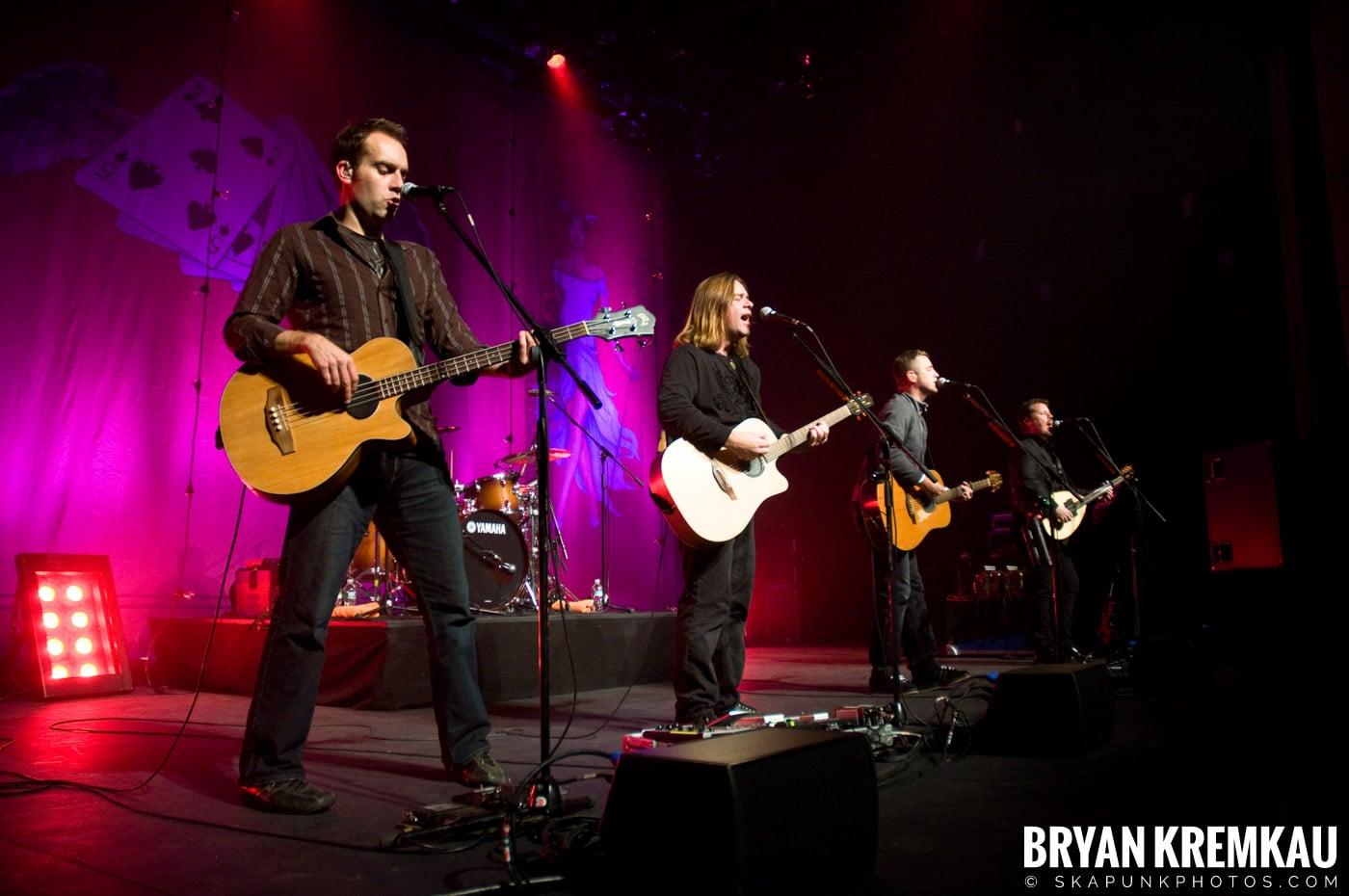 Great Big Sea @ South Orange Performing Arts Center, NJ - 10.30.08 (22)
