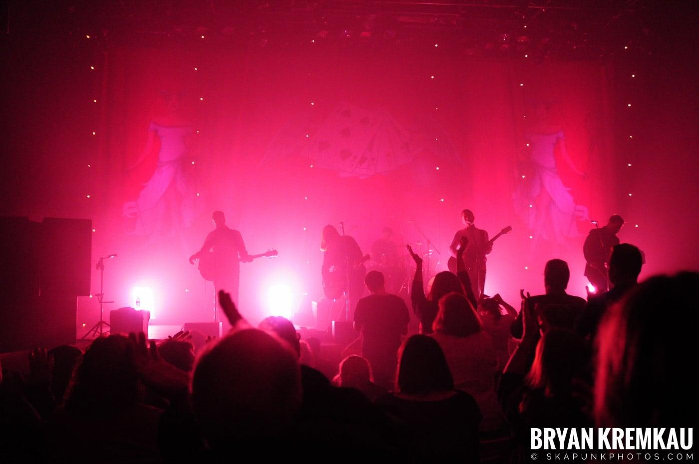 Great Big Sea @ South Orange Performing Arts Center, NJ - 10.30.08 (2)
