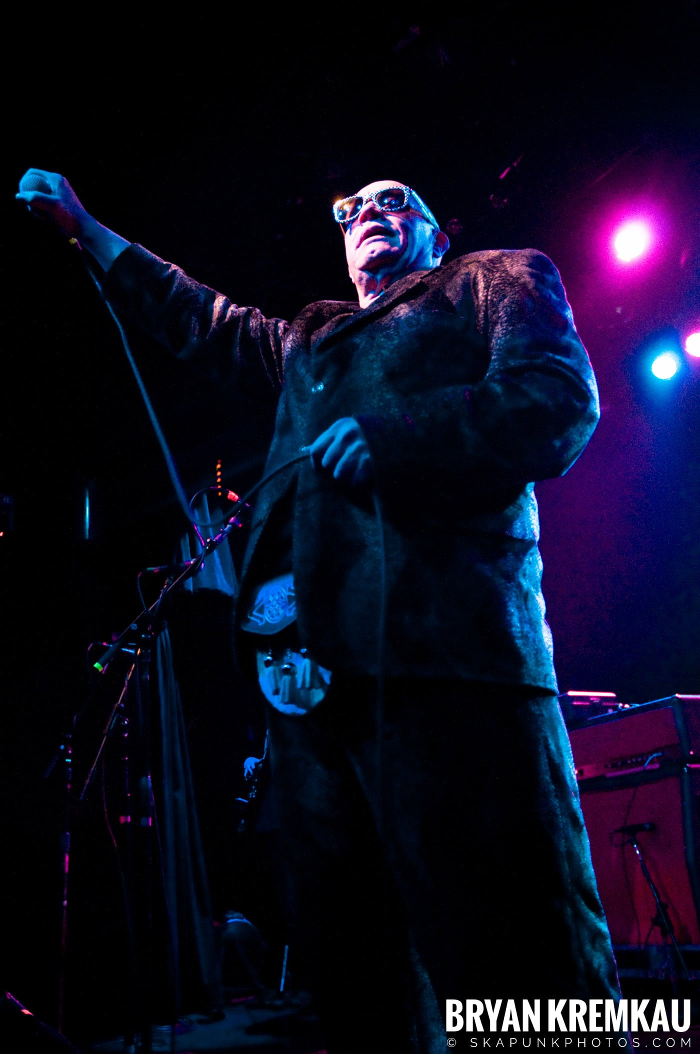 Bad Manners @ The Fillmore at Irving Plaza, NYC - 2.6.09 (13)