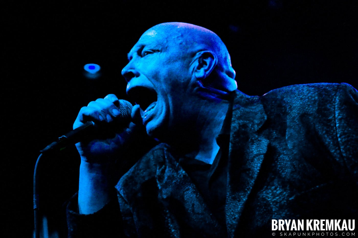 Bad Manners @ The Fillmore at Irving Plaza, NYC - 2.6.09 (12)