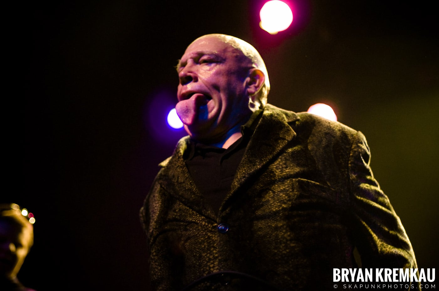 Bad Manners @ The Fillmore at Irving Plaza, NYC - 2.6.09 (8)