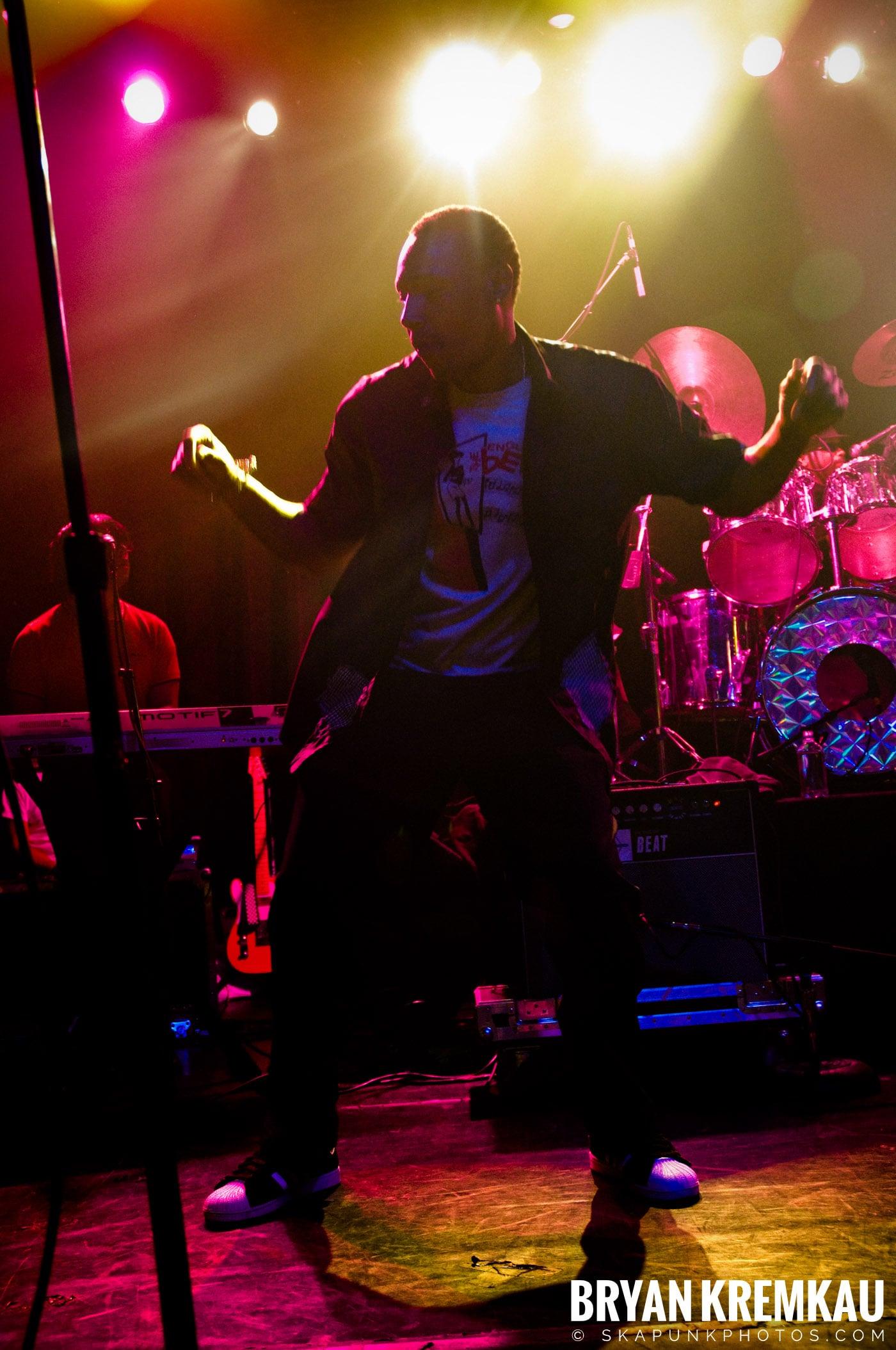 English Beat @ The Fillmore at Irving Plaza, NYC - 2.6.09 (11)