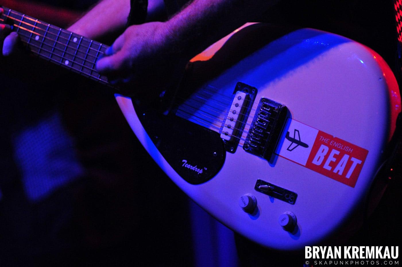 English Beat @ The Fillmore at Irving Plaza, NYC - 2.6.09 (1)