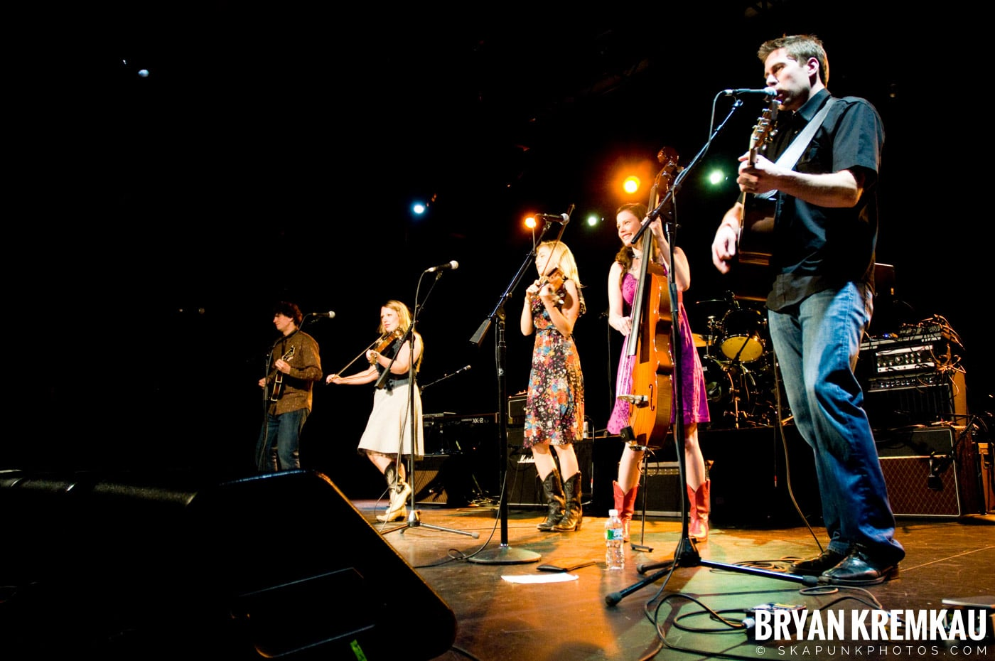 Bearfoot @ Nokia Theatre, NYC - 3.14.09 (20)