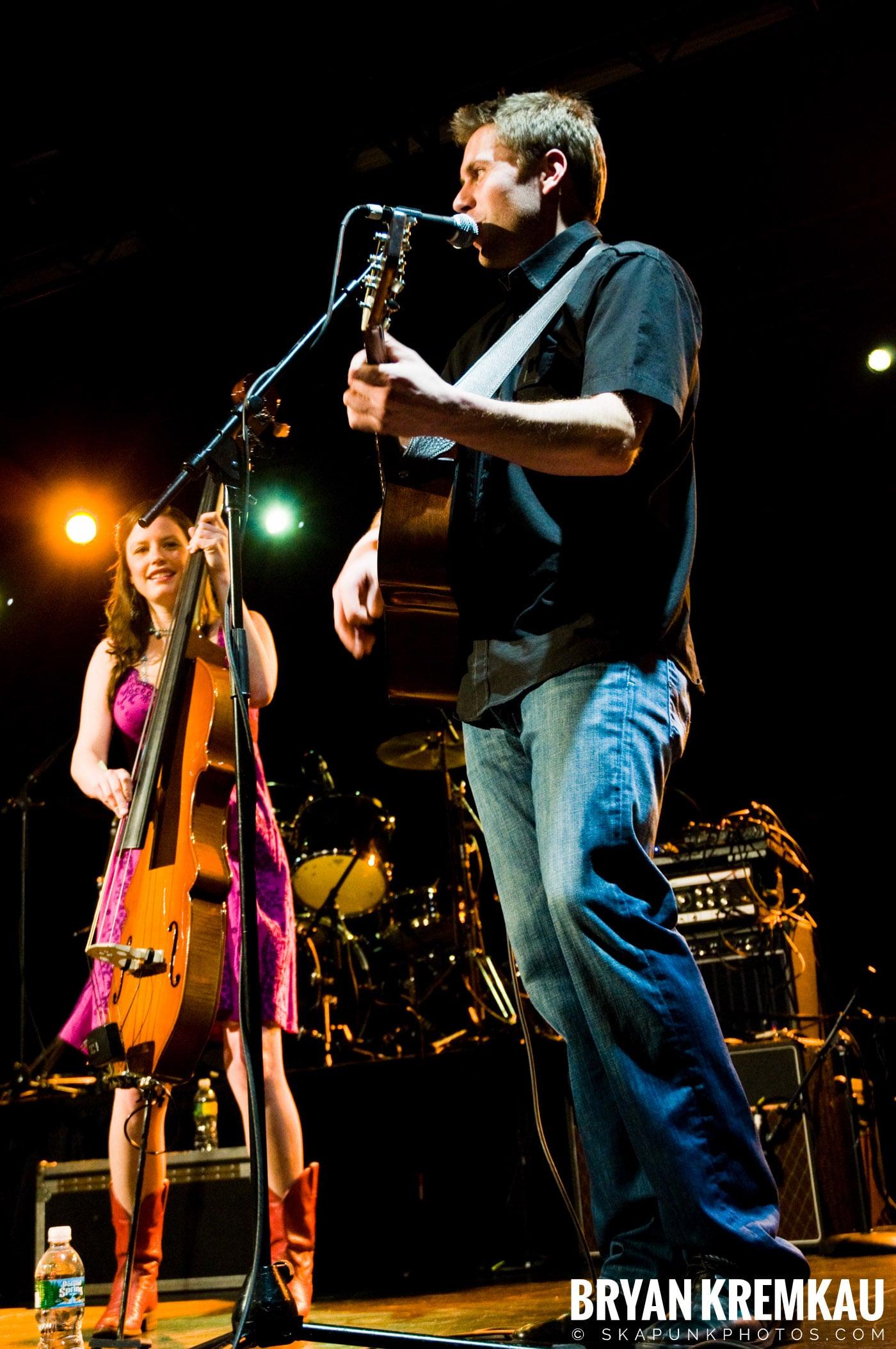 Bearfoot @ Nokia Theatre, NYC - 3.14.09 (19)