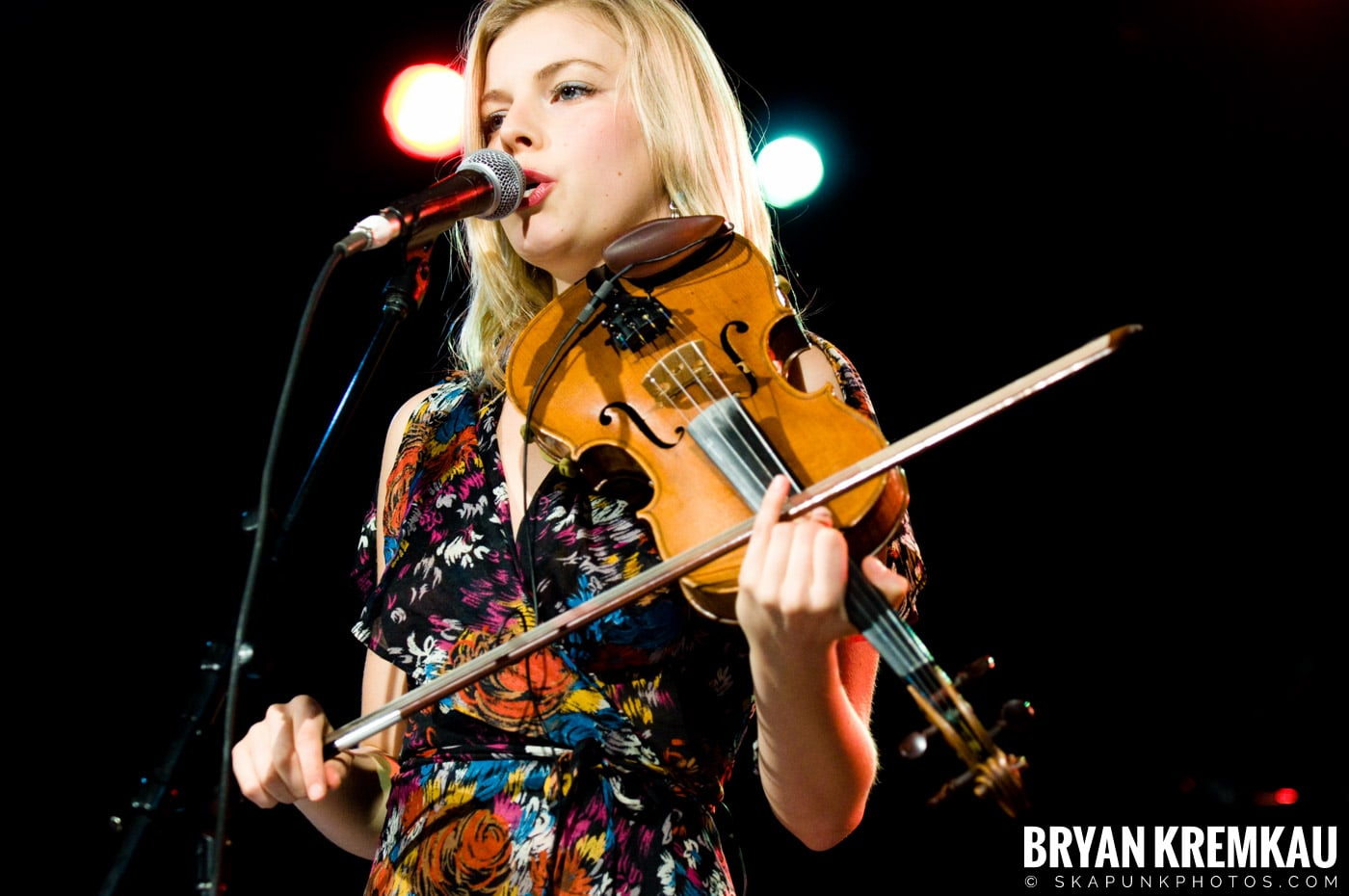 Bearfoot @ Nokia Theatre, NYC - 3.14.09 (13)