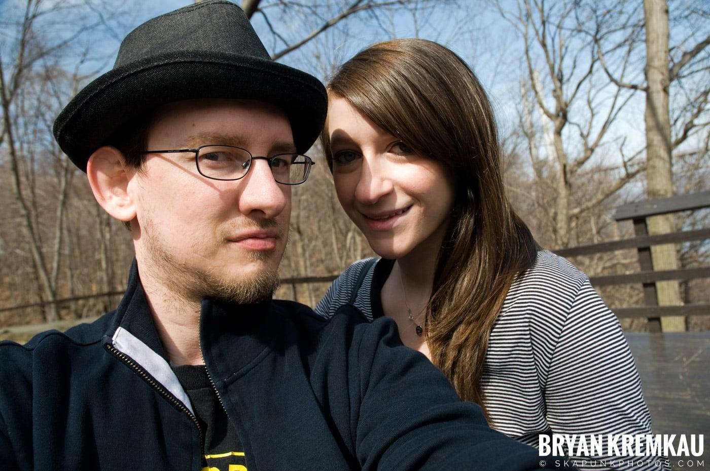 Kristen's Birthday @ Bear Mountain, NY - 3.27.09 (8)