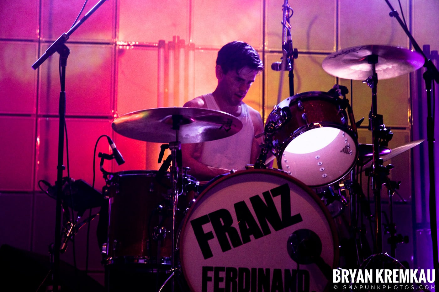 Franz Ferdinand @ Roseland, NYC - 5.07.09 (6)