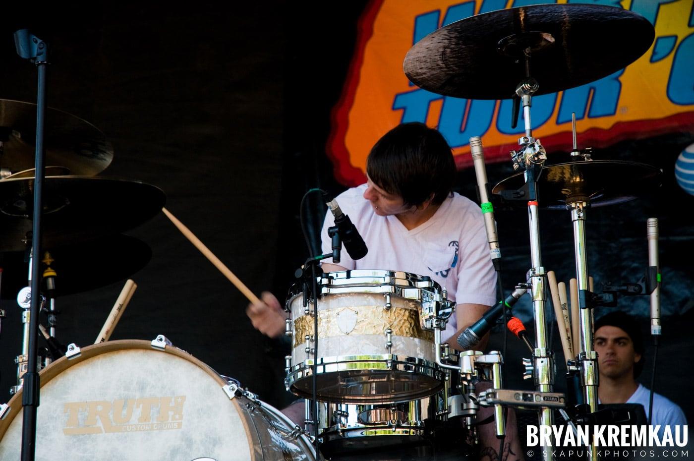Devil Wears Prada @ Warped Tour 2009, Scranton PA - 07.15.09 (9)