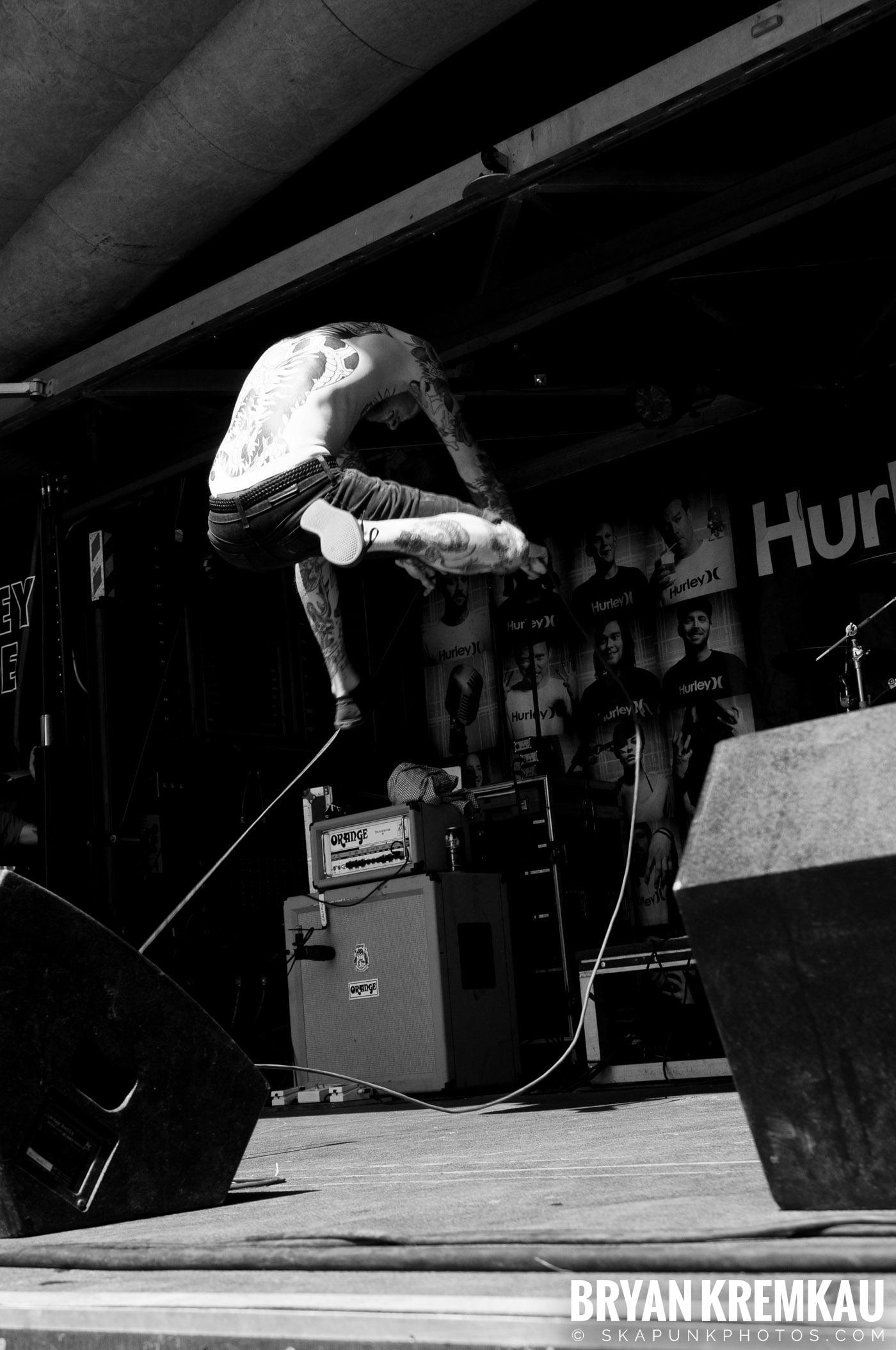 Gallows @ Warped Tour 2009, Scranton PA - 07.15.09 (9)