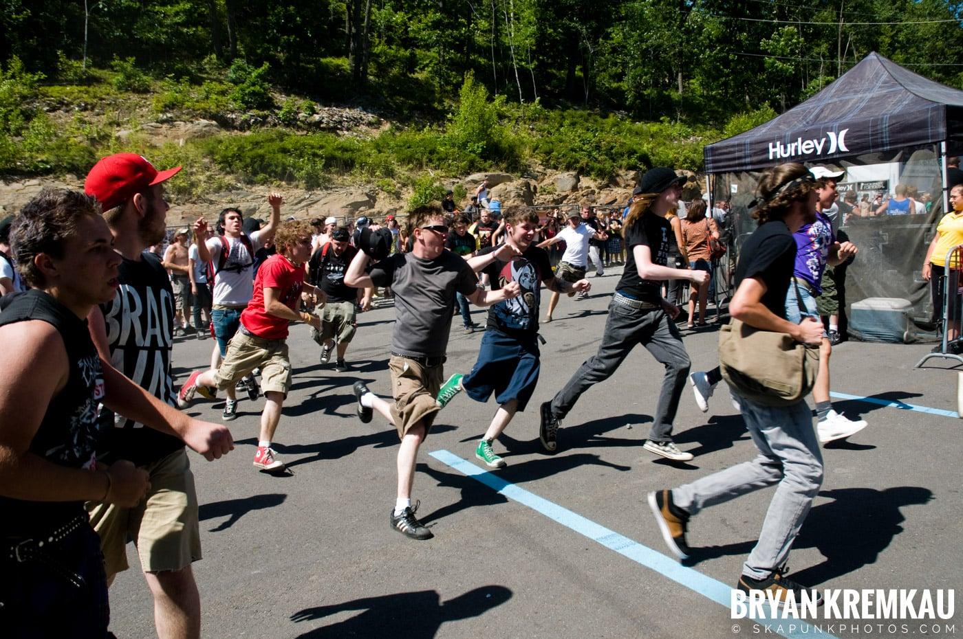 Gallows @ Warped Tour 2009, Scranton PA - 07.15.09 (3)
