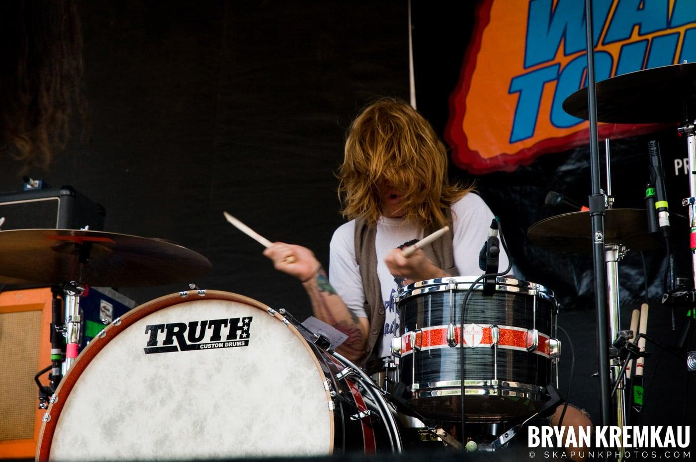 Underoath @ Warped Tour 2009, Scranton PA - 07.15.09 (12)