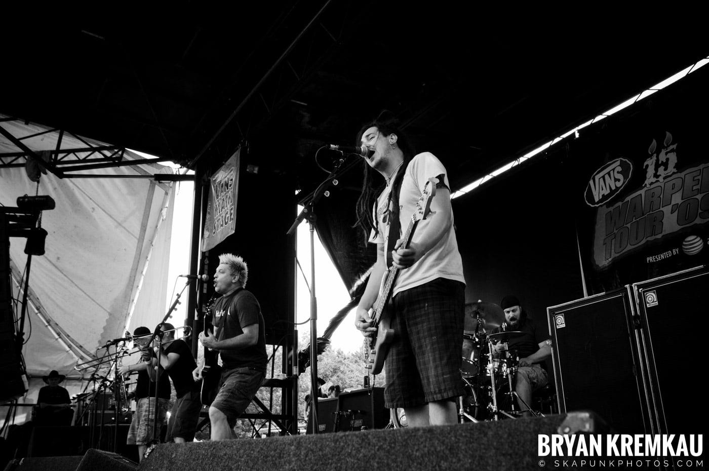 Less Than Jake @ Warped Tour 2009, Scranton PA - 07.15.09 (14)