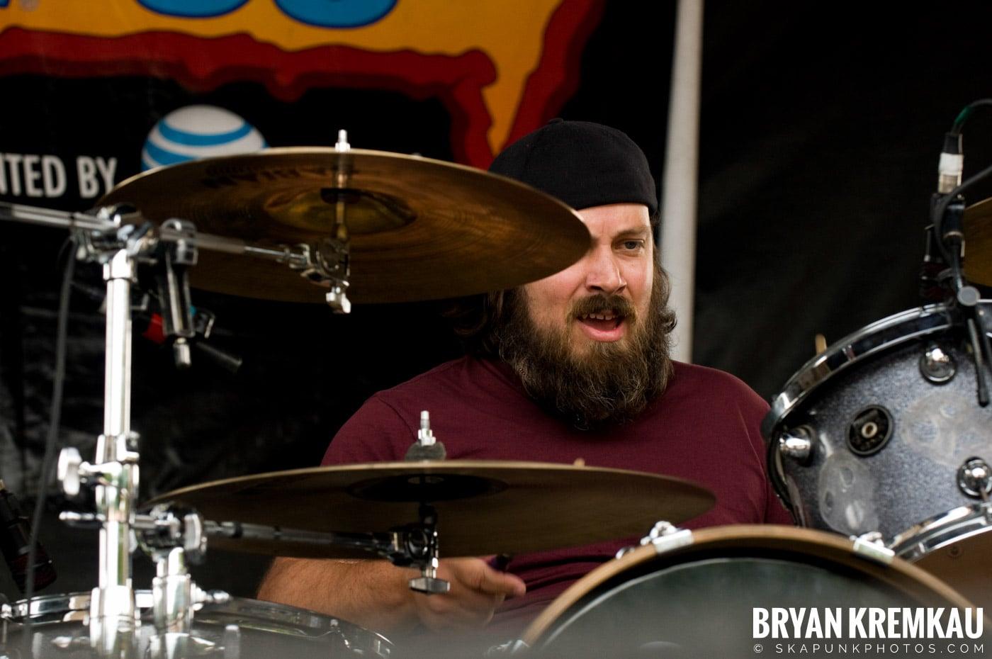 Less Than Jake @ Warped Tour 2009, Scranton PA - 07.15.09 (6)