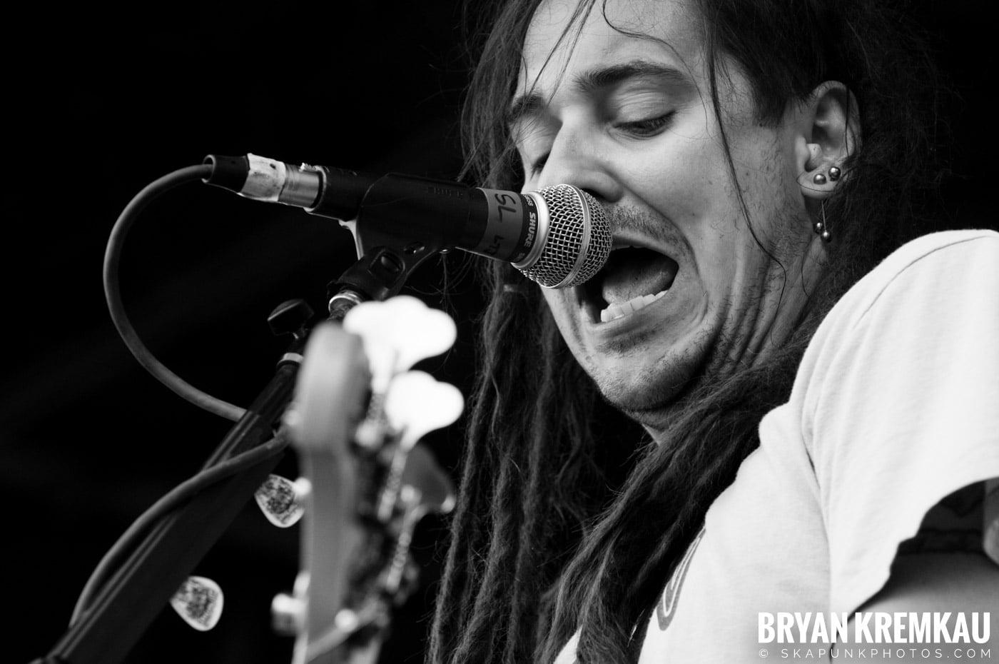 Less Than Jake @ Warped Tour 2009, Scranton PA - 07.15.09 (4)