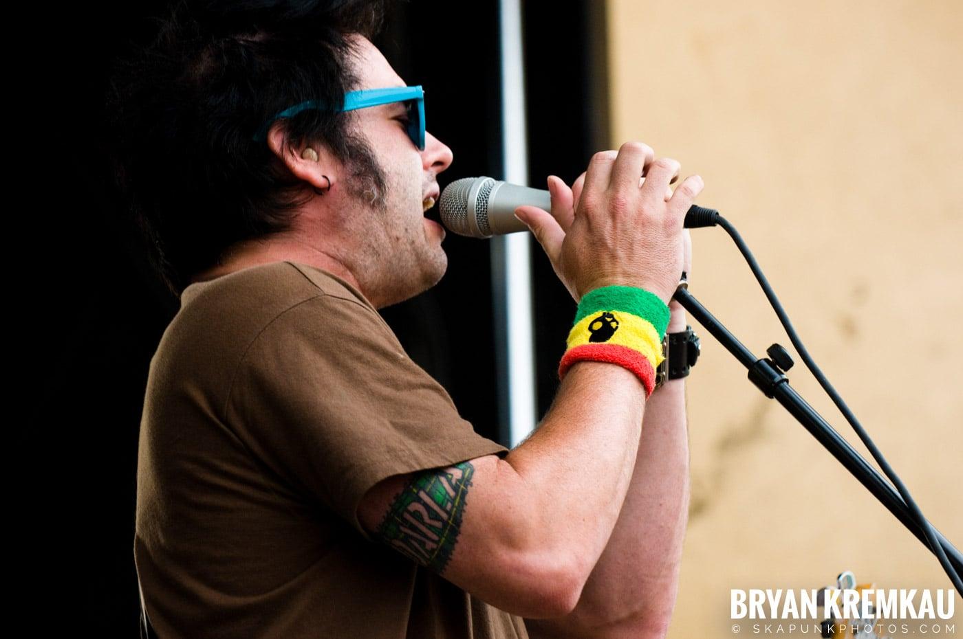 NOFX @ Warped Tour 2009, Scranton PA - 07.15.09 (5)