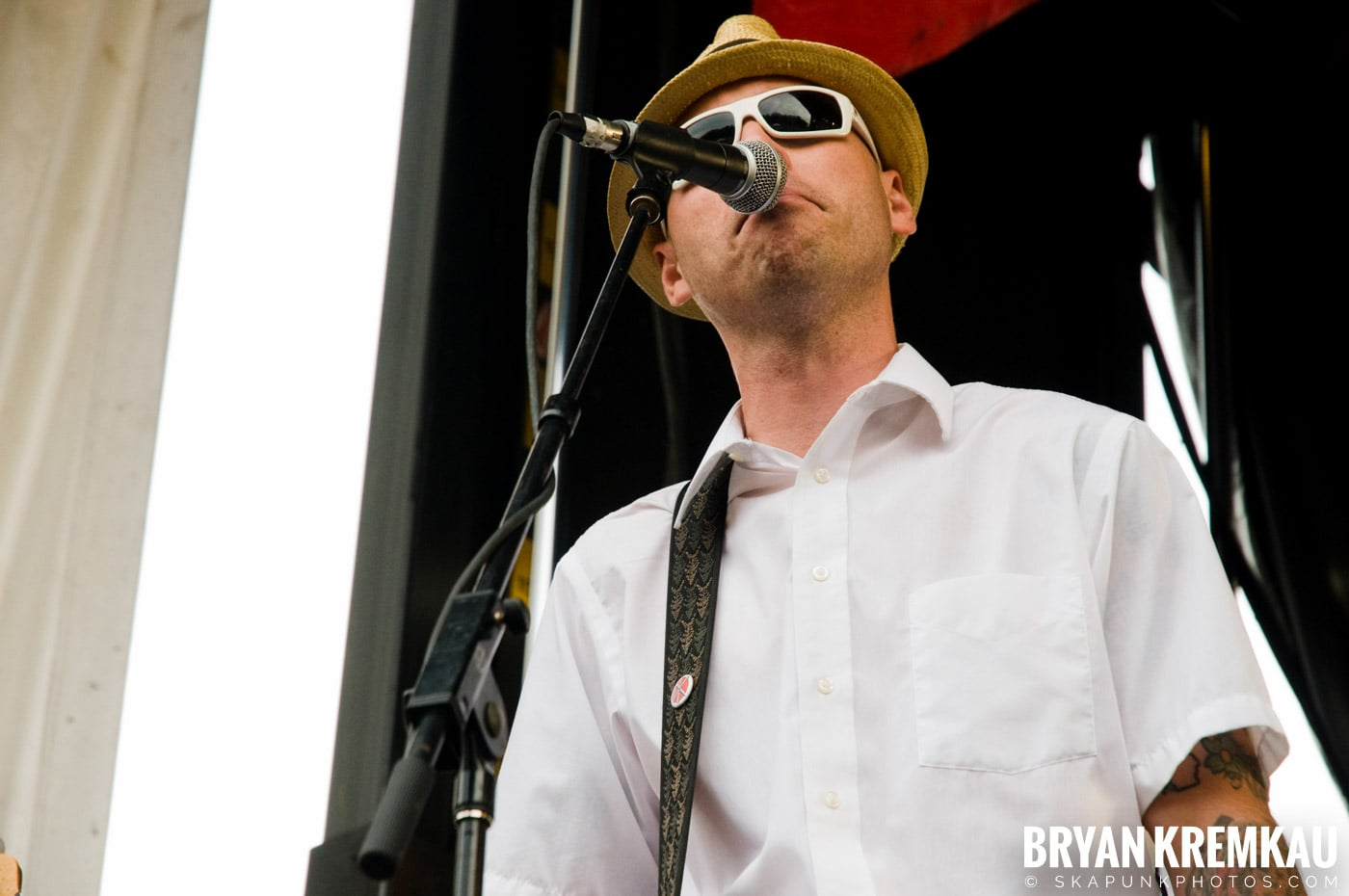 Flogging Molly @ Warped Tour 2009, Scranton PA - 07.15.09 (17)