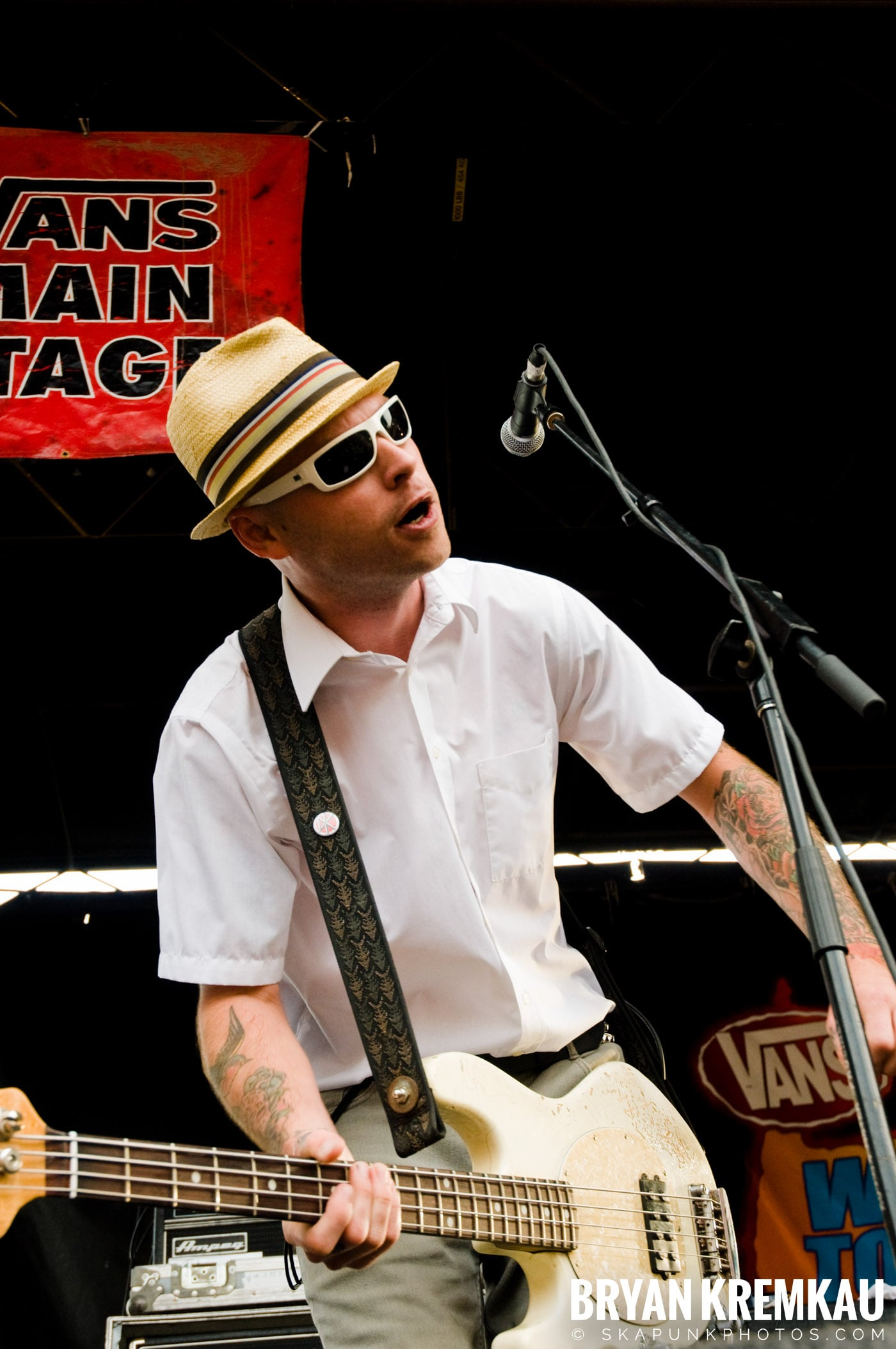 Flogging Molly @ Warped Tour 2009, Scranton PA - 07.15.09 (11)