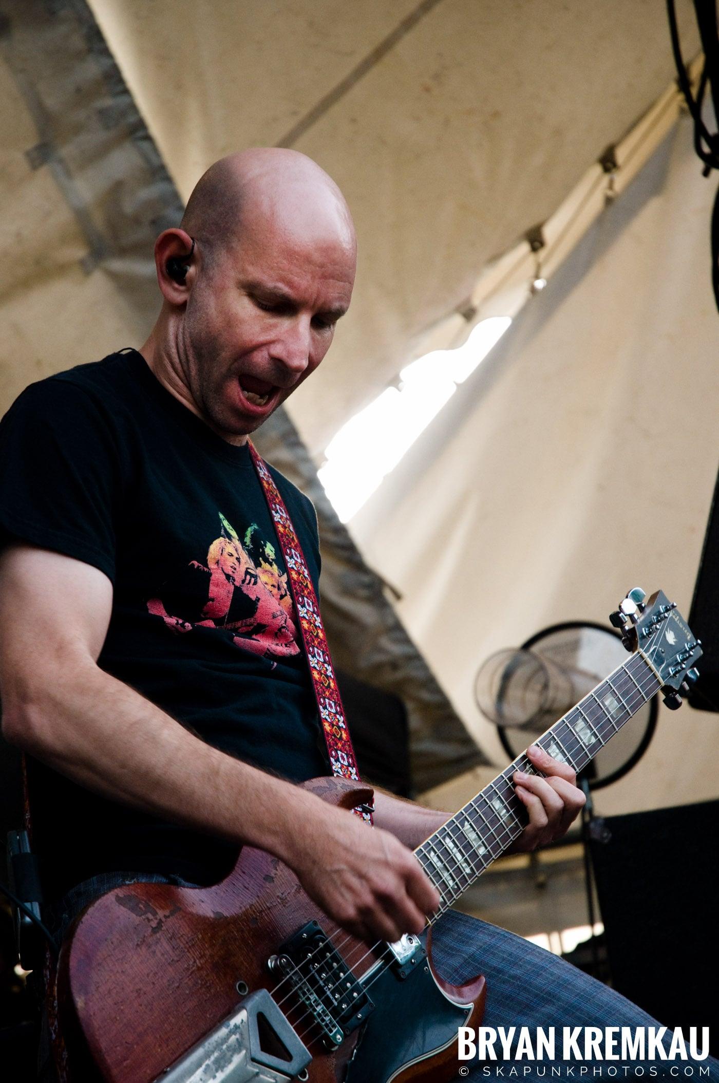 Bad Religion @ Warped Tour 2009, Scranton PA - 07.15.09 (13)