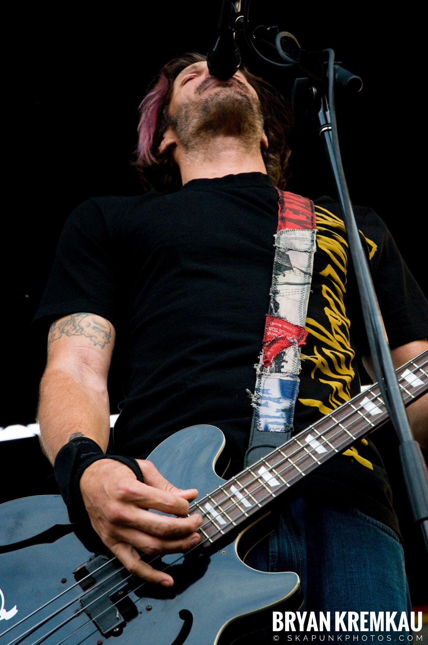 Bad Religion @ Warped Tour 2009, Scranton PA - 07.15.09 (12)