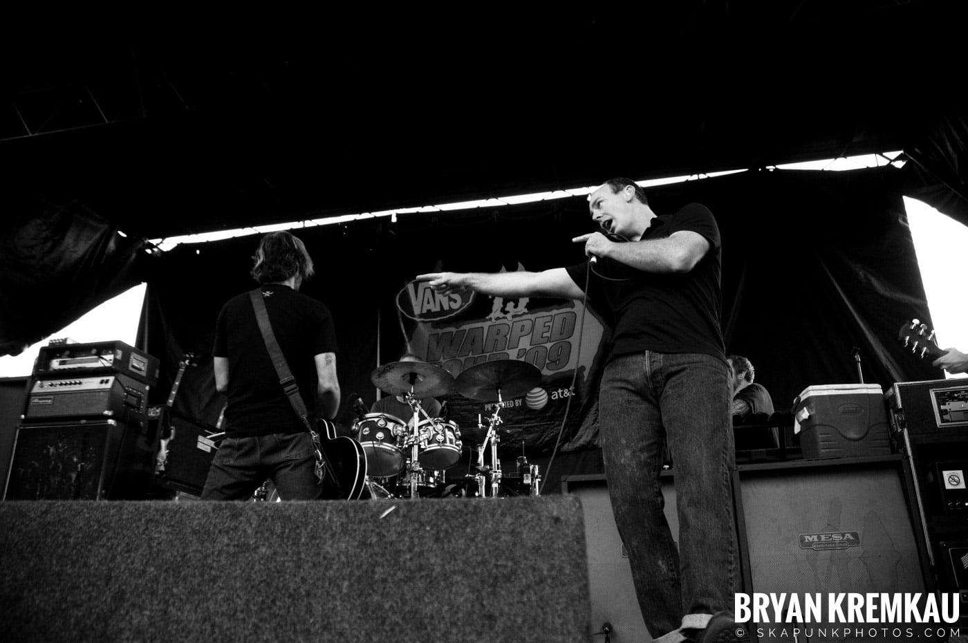 Bad Religion @ Warped Tour 2009, Scranton PA - 07.15.09 (8)