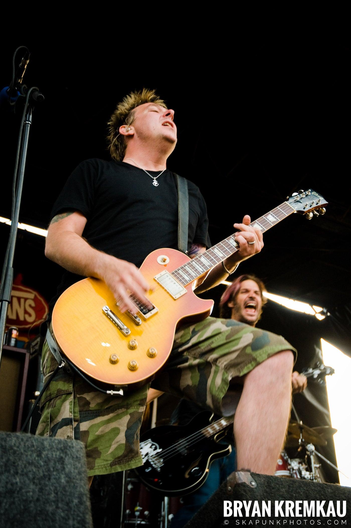 Bad Religion @ Warped Tour 2009, Scranton PA - 07.15.09 (7)
