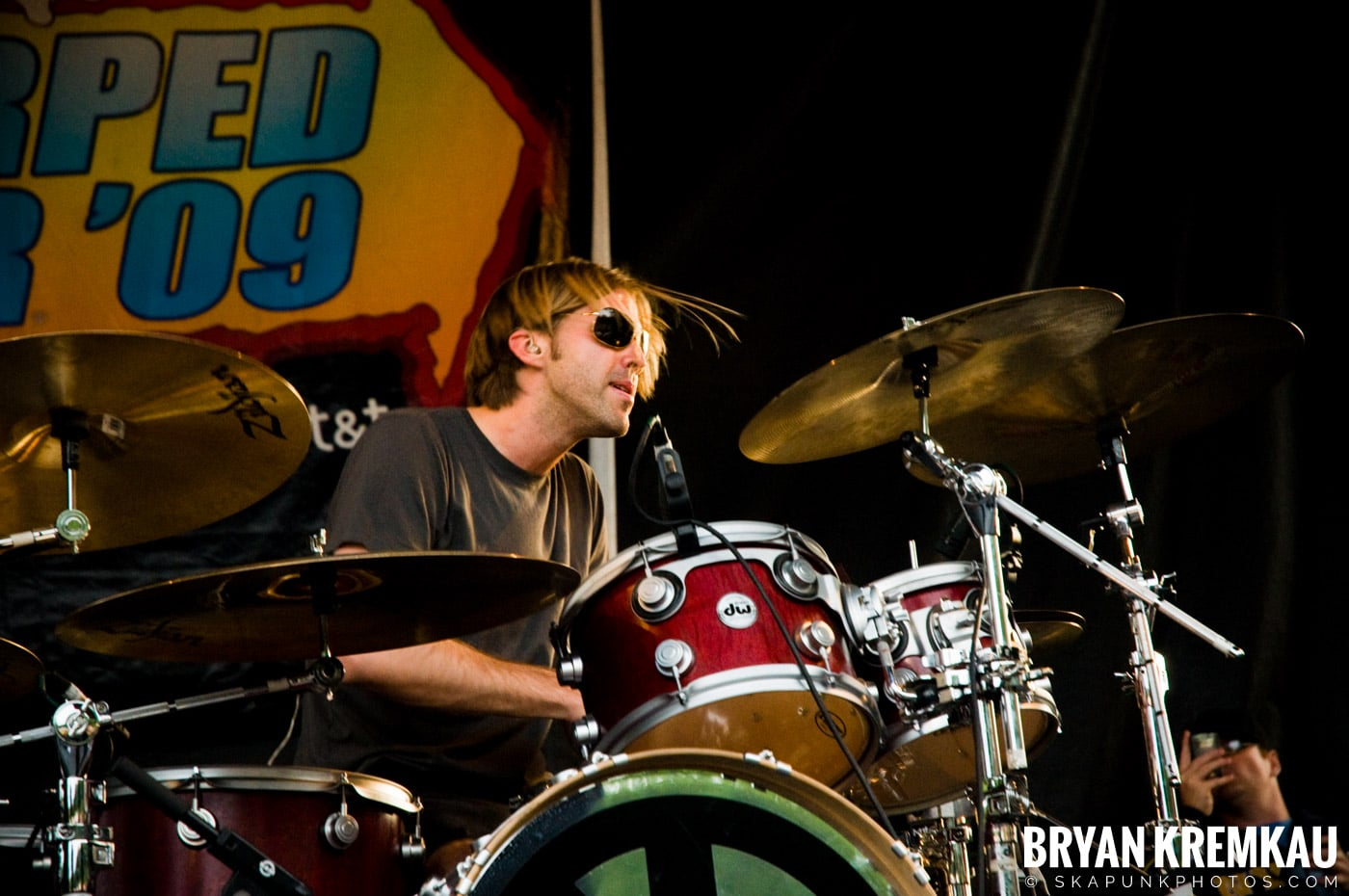 Bad Religion @ Warped Tour 2009, Scranton PA - 07.15.09 (5)