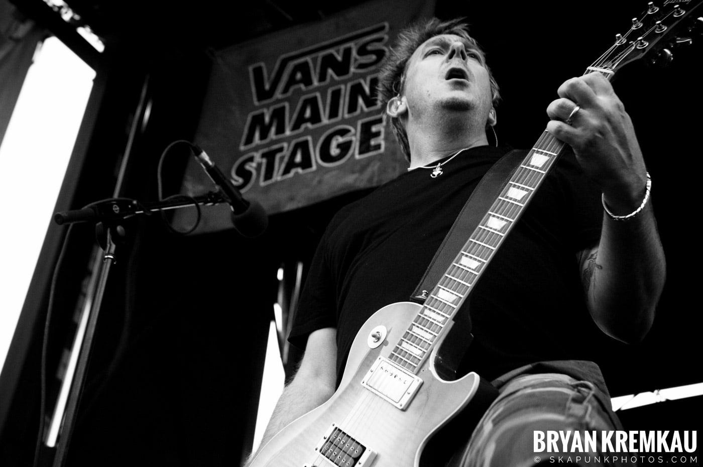 Bad Religion @ Warped Tour 2009, Scranton PA - 07.15.09 (2)