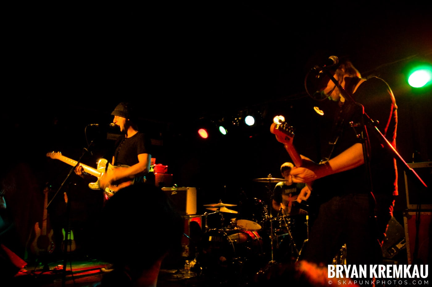The Rifles @ Mercury Lounge, NYC - 9.24.09 (1)