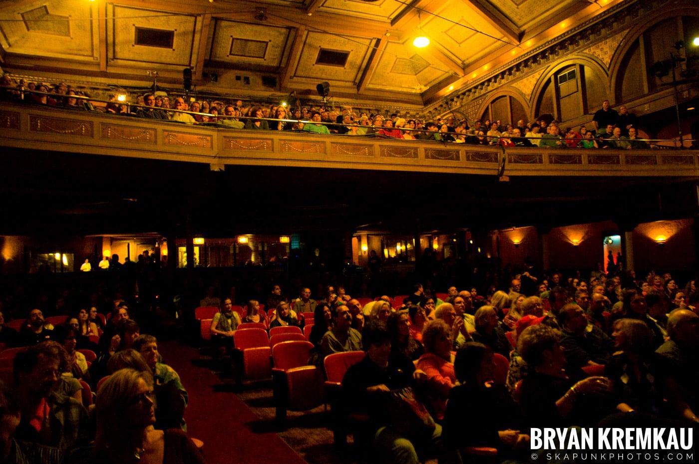 Great Big Sea @ Tarrytown Music Hall, Tarrytown, NY - 10.10.09 (32)