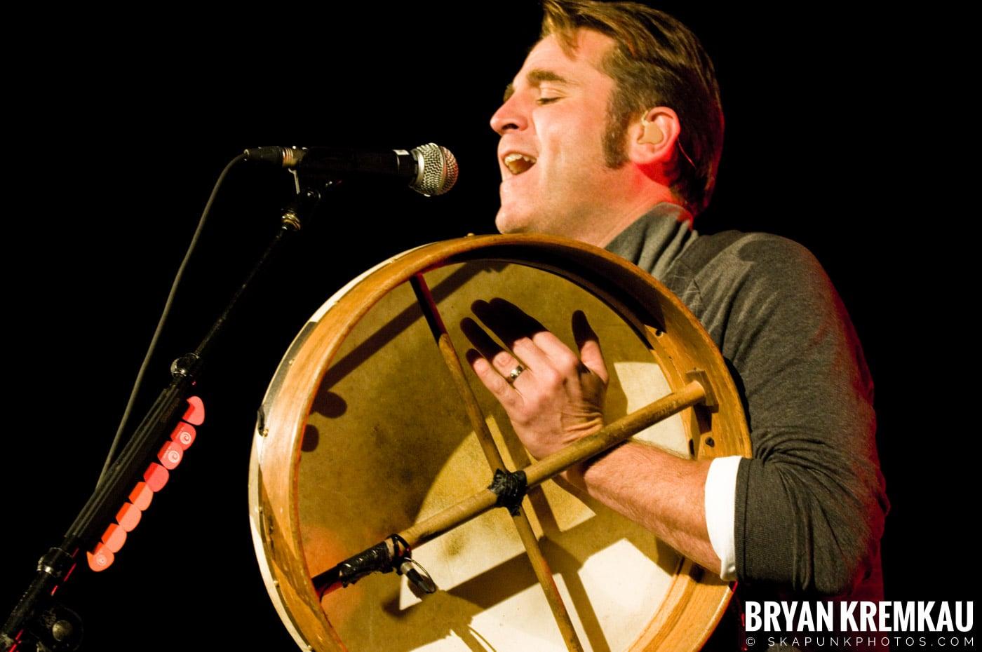 Great Big Sea @ Tarrytown Music Hall, Tarrytown, NY - 10.10.09 (31)