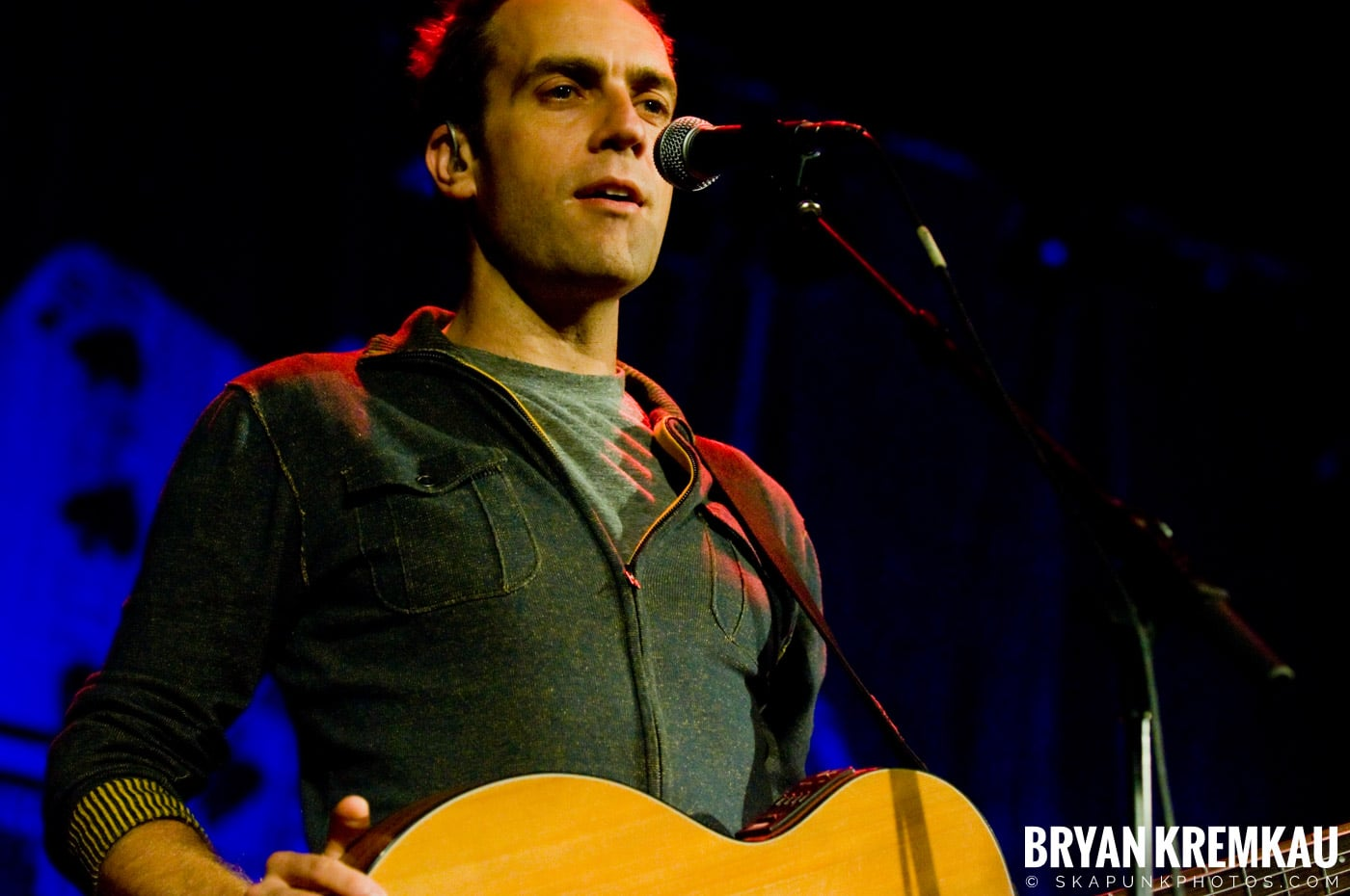 Great Big Sea @ Tarrytown Music Hall, Tarrytown, NY - 10.10.09 (20)