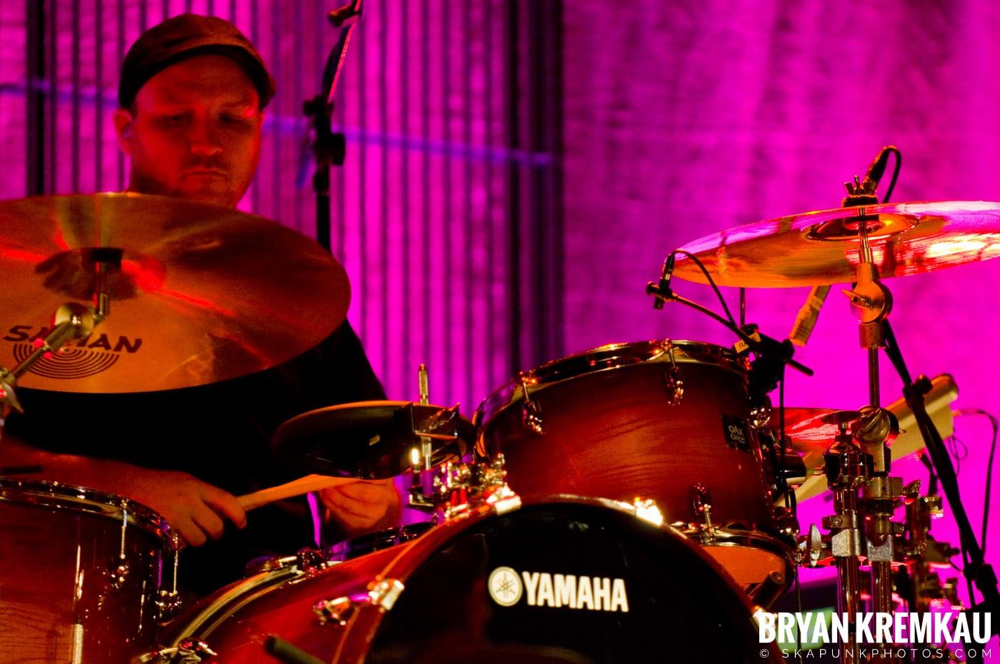 Great Big Sea @ Tarrytown Music Hall, Tarrytown, NY - 10.10.09 (17)