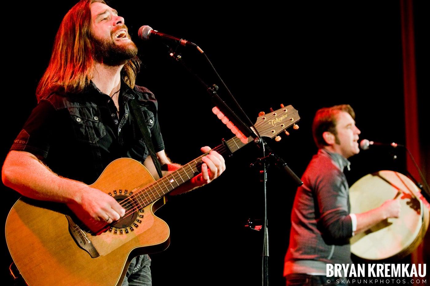 Great Big Sea @ Tarrytown Music Hall, Tarrytown, NY - 10.10.09 (11)