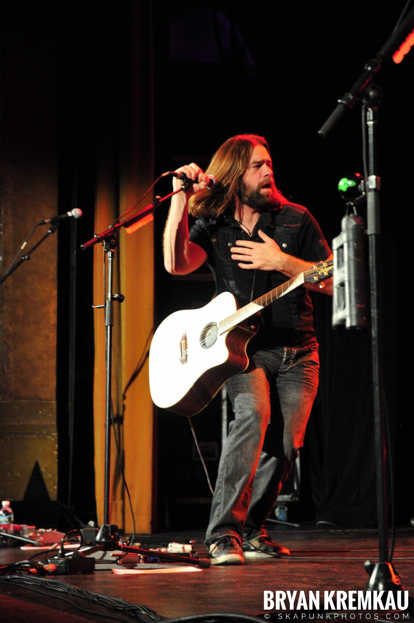 Great Big Sea @ Tarrytown Music Hall, Tarrytown, NY - 10.10.09 (5)