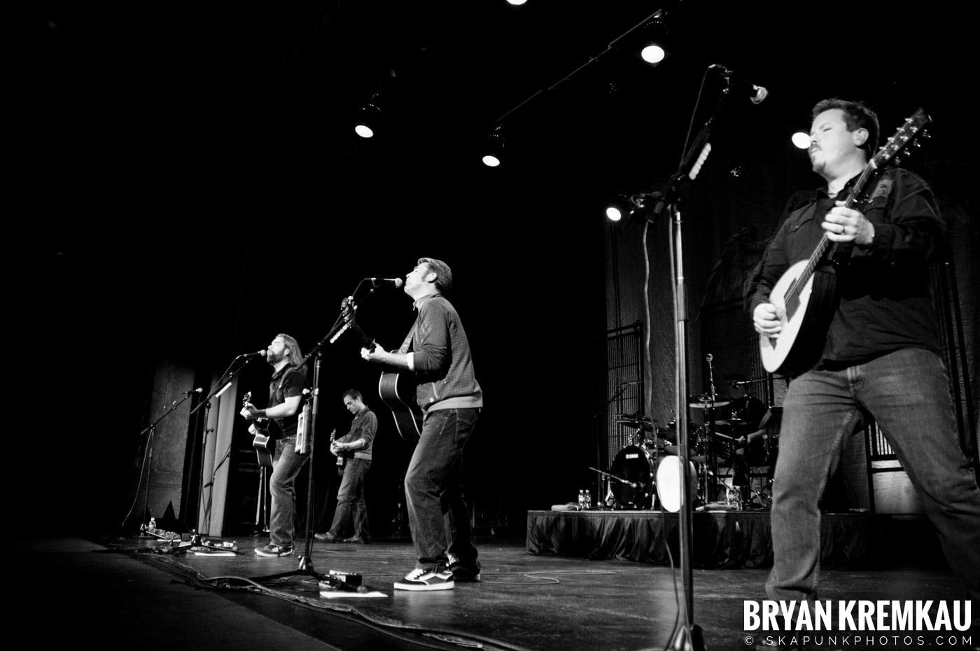 Great Big Sea @ Tarrytown Music Hall, Tarrytown, NY - 10.10.09 (4)