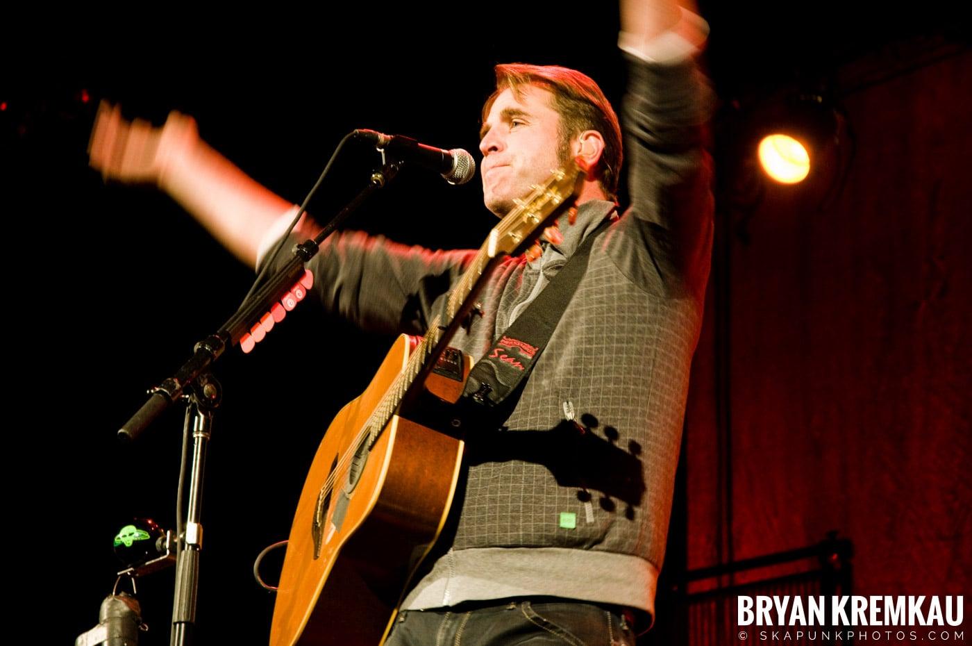 Great Big Sea @ Tarrytown Music Hall, Tarrytown, NY - 10.10.09 (2)