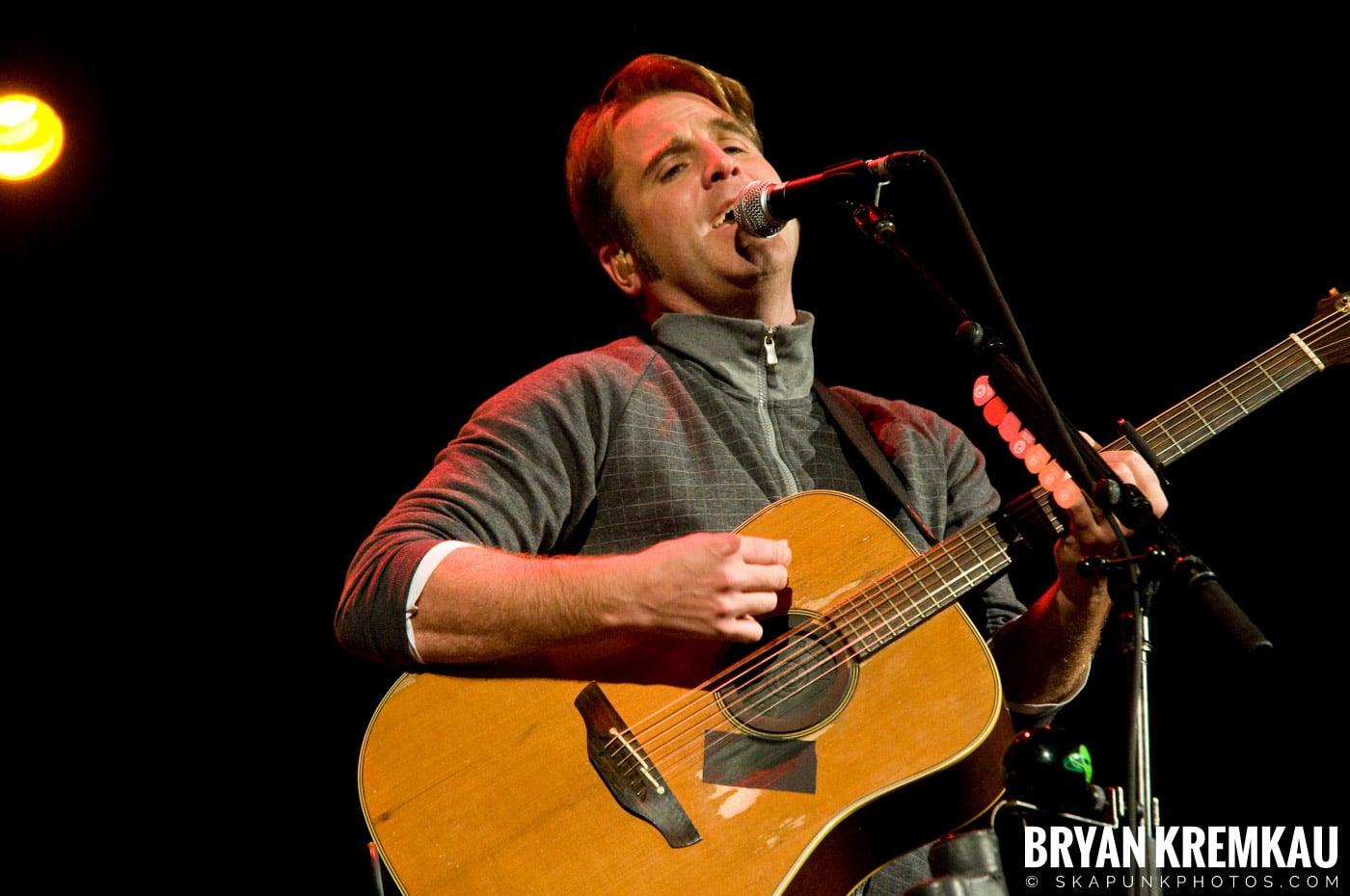 Great Big Sea @ Tarrytown Music Hall, Tarrytown, NY - 10.10.09 (1)