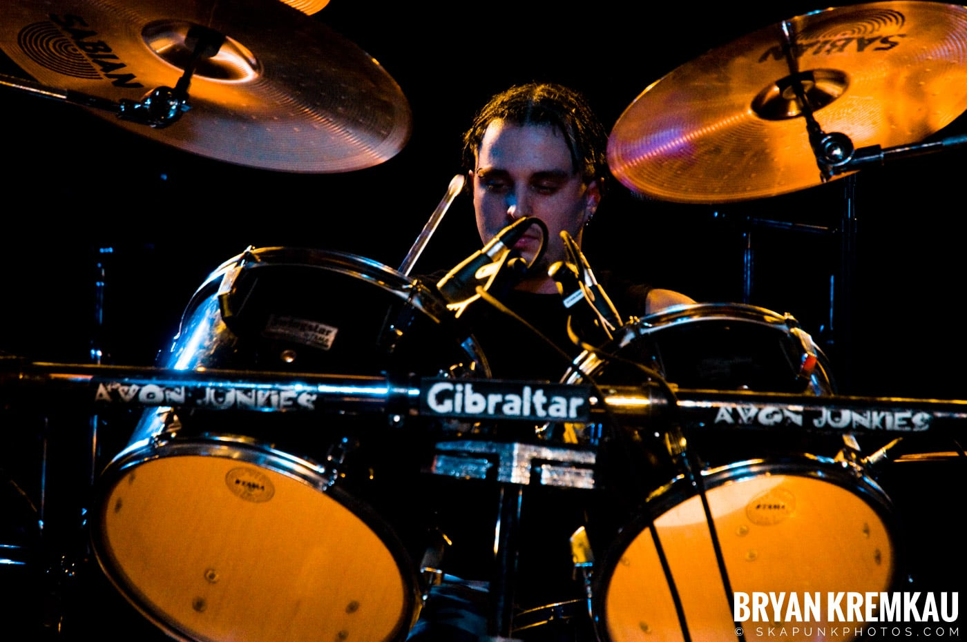 Avon Junkies (Ska is Dead Tour) @ Starland Ballroom, Sayreville, NJ - 11.15.09 (6)