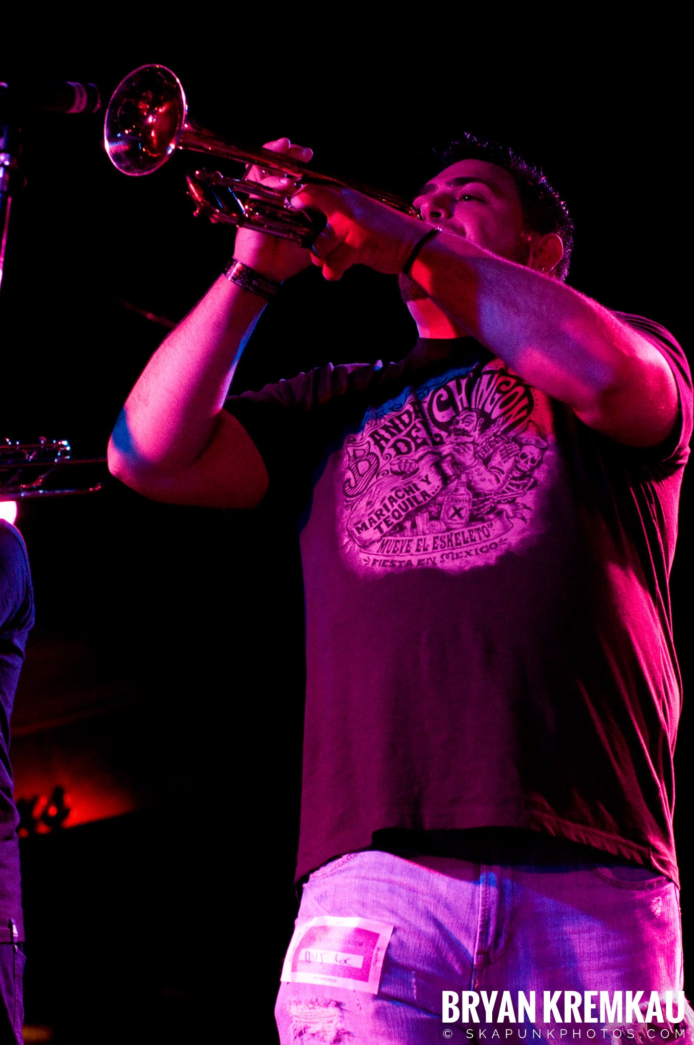 Avon Junkies (Ska is Dead Tour) @ Starland Ballroom, Sayreville, NJ - 11.15.09 (2)