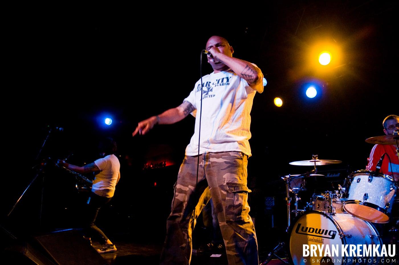 Hub City Stompers (Ska is Dead Tour) @ Starland Ballroom, Sayreville, NJ - 11.15.09 (15)