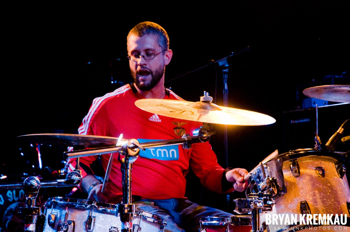 Hub City Stompers (Ska is Dead Tour) @ Starland Ballroom, Sayreville, NJ - 11.15.09 (11)