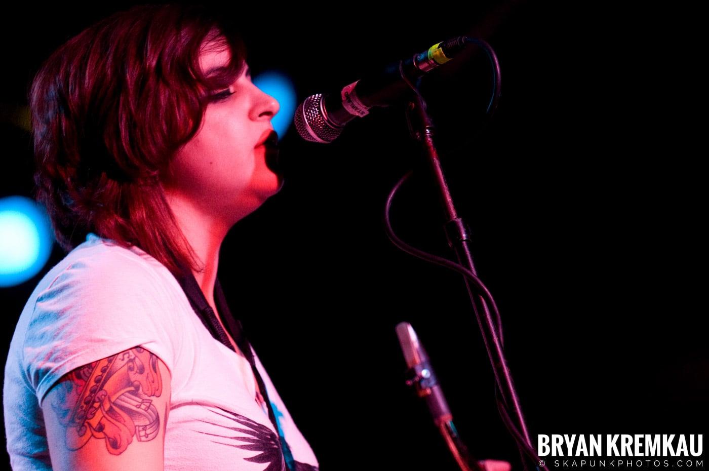 Hub City Stompers (Ska is Dead Tour) @ Starland Ballroom, Sayreville, NJ - 11.15.09 (3)