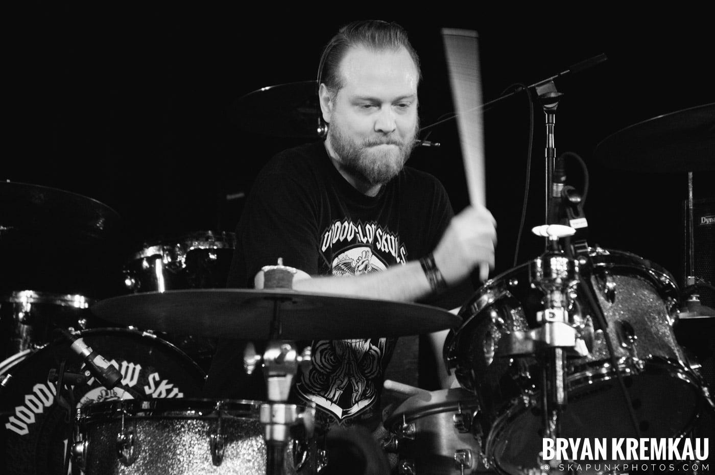Deal's Gone Bad (Ska is Dead Tour) @ Starland Ballroom, Sayreville, NJ - 11.15.09 (13)