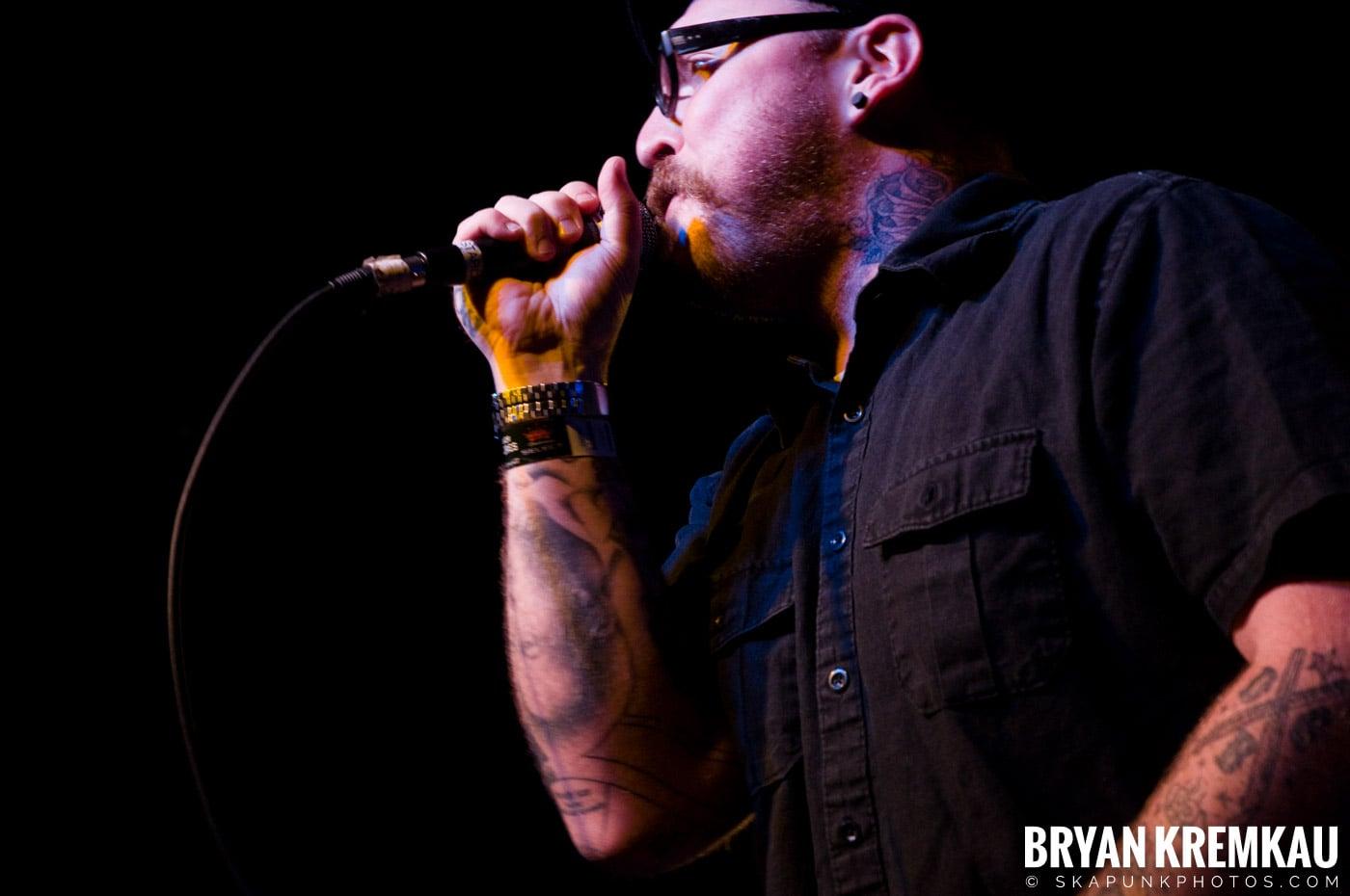 Deal's Gone Bad (Ska is Dead Tour) @ Starland Ballroom, Sayreville, NJ - 11.15.09 (10)