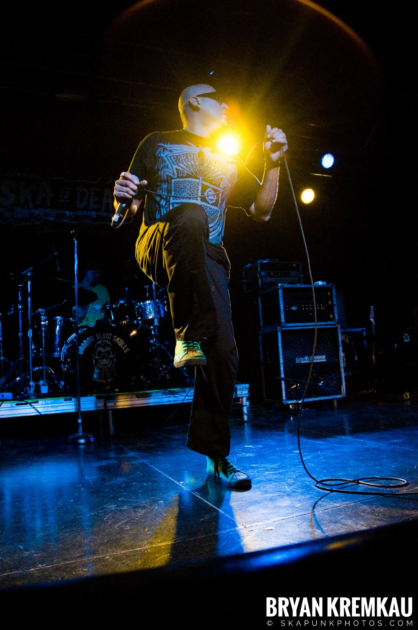 Voodoo Glow Skulls (Ska is Dead Tour) @ Starland Ballroom, Sayreville, NJ - 11.15.09 (16)