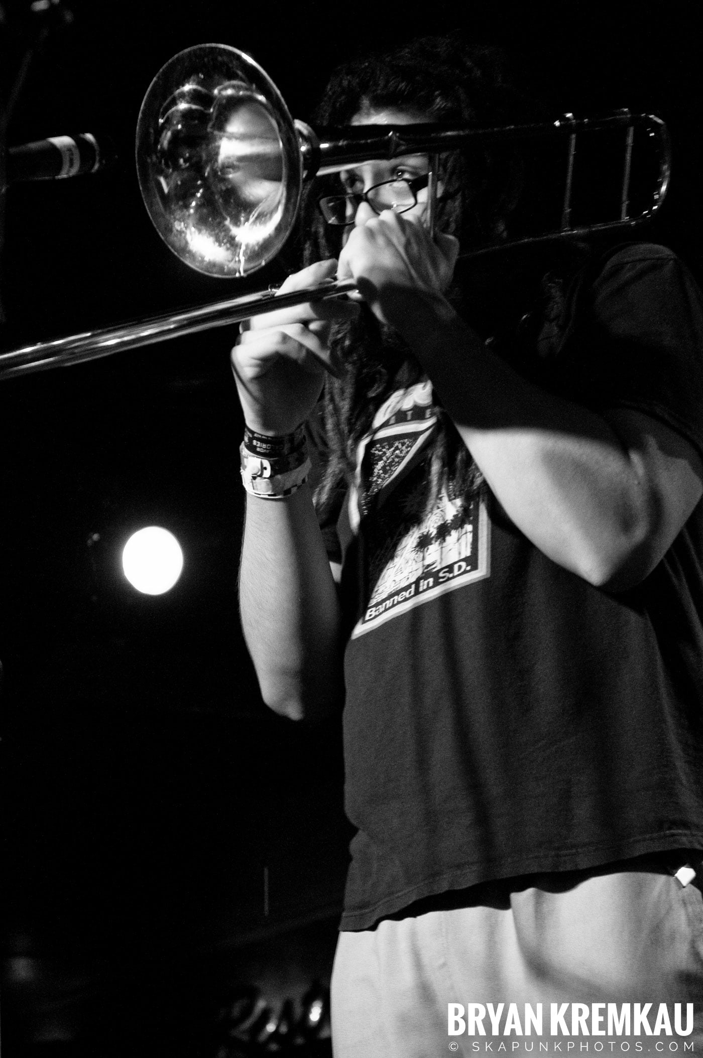 Voodoo Glow Skulls (Ska is Dead Tour) @ Starland Ballroom, Sayreville, NJ - 11.15.09 (13)