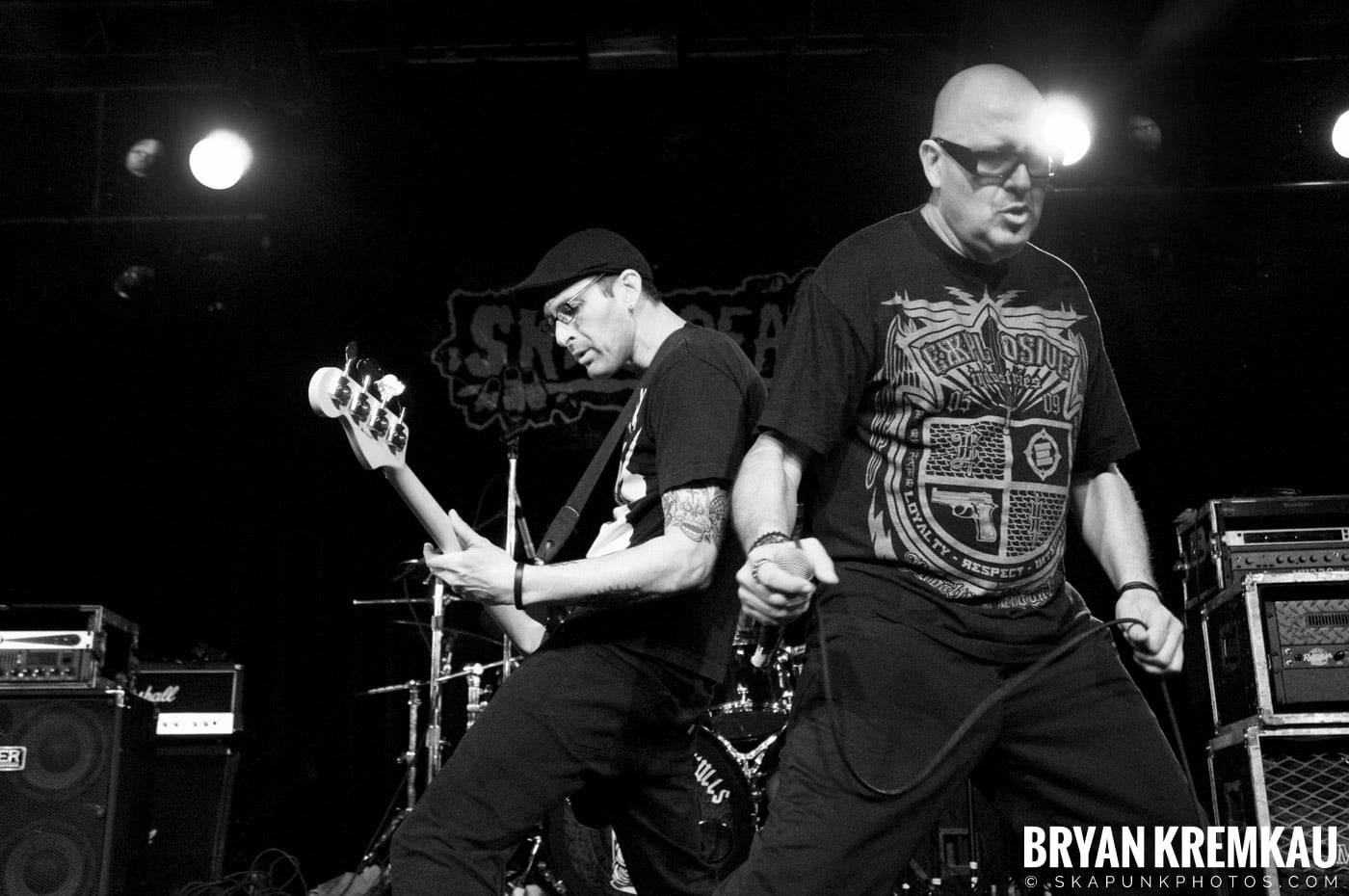 Voodoo Glow Skulls (Ska is Dead Tour) @ Starland Ballroom, Sayreville, NJ - 11.15.09 (12)